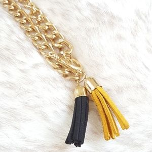 Jewelry - Tassel Chain Necklace